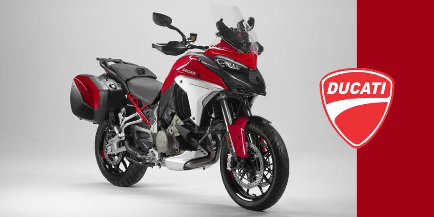 Ducati Multistrada V4 v nabídce G4R