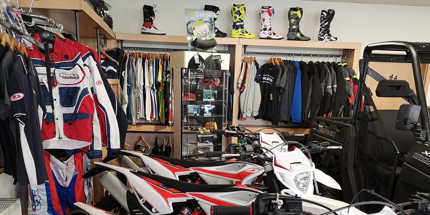 Bezpečné oblečení na motorku je základ