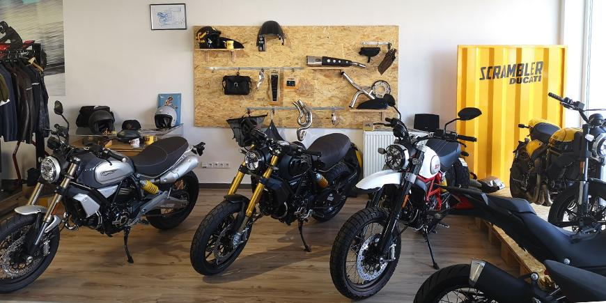 Ducati Scrambler - Nezkrotný obojživelník